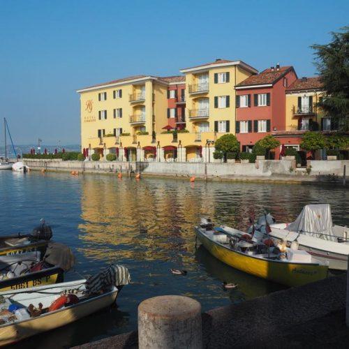 Λίμνη Garda η αρχοντική