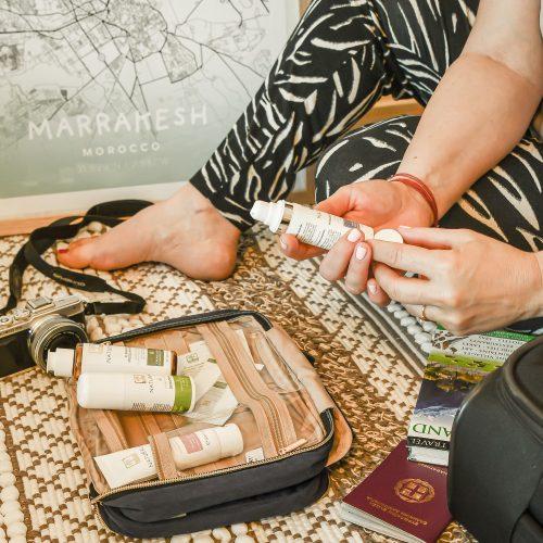 Skincare στο ταξιδι; φυσικά και κάνουμε!