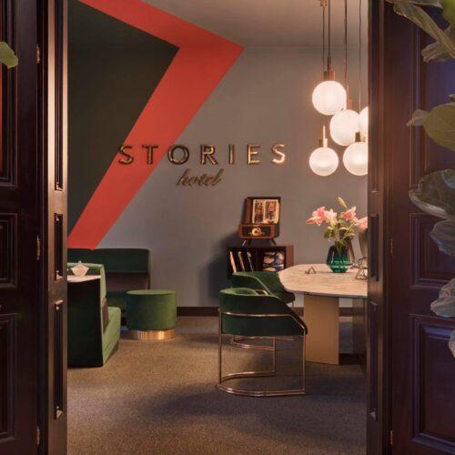 STORIES HOTEL BUDAPEST:Ένα concept ξενοδοχείο, για να γράψεις την δική σου ιστορία