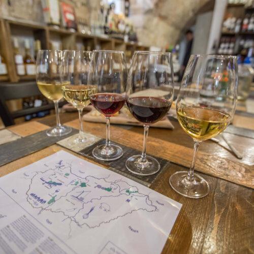 Wine tasting στην Βουδαπέστη