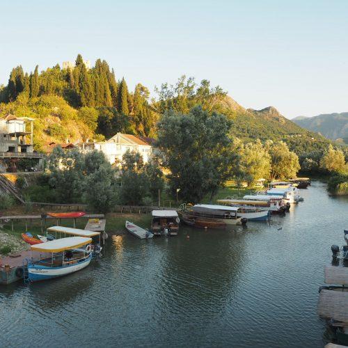Λίμνη skadar: μια καταπράσινη όαση στο Μαυροβουνιο