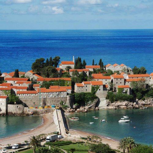 Kotor-Budva:διακοπές στην Αδριατική