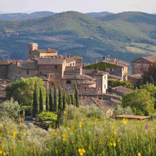 Volpaia: αυθεντικό borgo στην καρδιά του Chianti